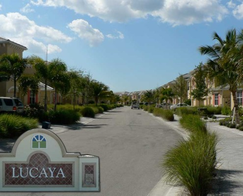 Multi-Family Plumbing at Lucaya in Fort Myers