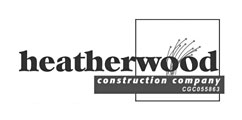 Client: Heatherwood Construction Company