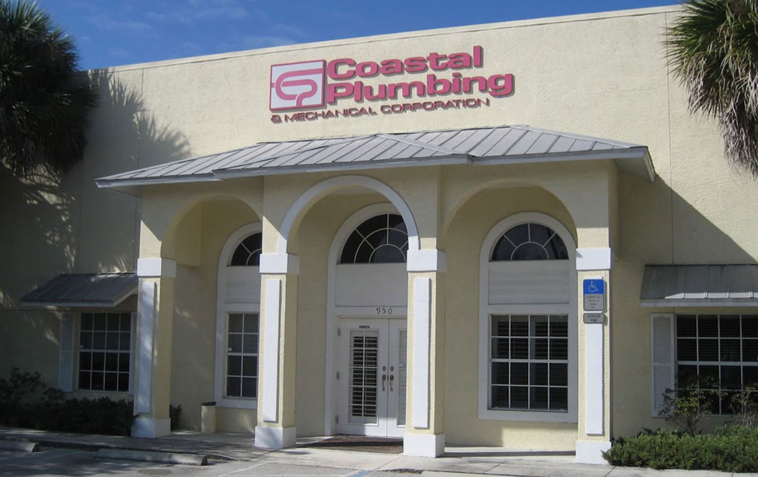 Coastal Plumbing and Mechanical office in Naples FL