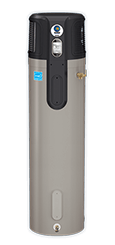 Electric hybrid water heater from Premier installation repair