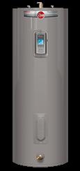rheem professional electric water heater installation repair