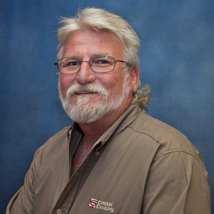 Ron Rice, Estimator, Licensed Plumber
