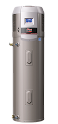 Electric hybrid water heater from Ruud